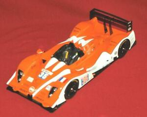 Spark 2011 #35 Gulf Oak Racing Pescarolo/Judd LMP2  Barlesi/DaRocha/La Farque