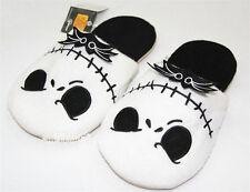 The Nightmare Before Christmas Jack Skellington Plush Slippers