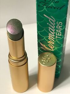 NEW TOO FACED LA CREME MYSTICAL EFFECTS LIPSTICK IN MERMAID TEARS LIP SHIMMER