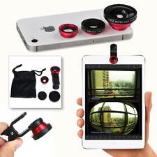 Tablet Smartphone Lenti addizzionali obbiettivo Macro Grandangolo Fisheye vi