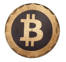 Bitcoin Forged Copper Golf Ball Marker by Sunfish