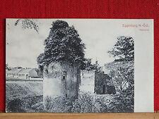 Fotokarte - Eggenburg - Holturm - n.g. ca 1900 - seltene Karte !!