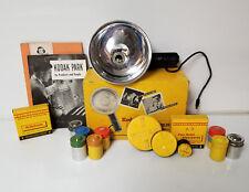 Vintage Kodak Filters Film Flash Display Still life