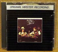 NM AUDIOPHILE ROCK MFSL CD: KENNY LOGGINS / JIM MESSINA, SITTIN' IN MFCD 829 OMR