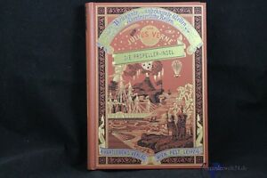 Buch Julius von Verne Die Propeller - Insel