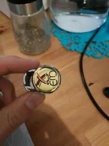 Eddy Merckx Handlebar End Plugs Bar Caps vintage guidon bouchons calotte 3d GOLD