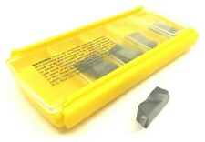 NEW! 5 KENNAMETAL TOP NOTCH GROOVING CARBIDE INSERTS - #NG3062RK KC5010