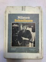 Nilsson Schmilsson 8 Track Tape 1971 Self Titled ElectronicsRecycledCom