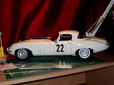 ROADSTER Hard gli schermi superiore e scala 1/8 Revell Monogram e Tipo Jaguar Auto KIT