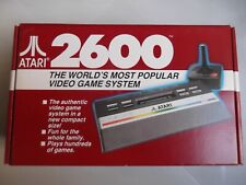 Brand New Atari 2600 Jr. Console, Not factory Sealed NTSC US Version Free Fedex