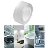 Waterproof Self-adhesive Transparent Tape Kitchen Bathroom Pool Water Seal Tapes