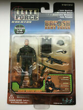 "BBI Elite force action figures 3.75"" British army rifleman"