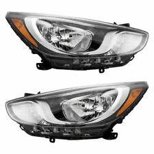 2012 2013 2014 for HY ACCENT HEADLIGHTS PAIR RIGHT & LEFT SIDE