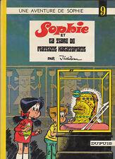 Sophie 9. La tiare de Matltl Haltomatl. JIDEHEM 1973.