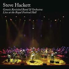 Steve Hackett - Genesis Revisited Band & Orchestra: Live (NEW BLURAY, 2CD)