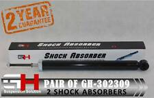 2 NEW REAR GAS SHOCK ABSORBERS FOR FIAT STILO 192 BRAVO II 198 ///GH-302309///