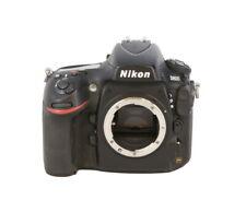 Nikon D800 Digital SLR Camera Body {36.3 M/P} Autofocus (lens motor) BG