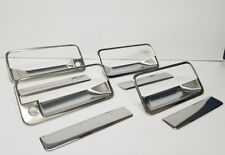 BULLY For: 88-98 Chevy GMC C/K Pickup Stainless Steel 4 Door Handle Cover Truck
