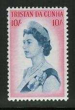 Tristan da Cunha - 1967 Definitive Issues  - 10Sh