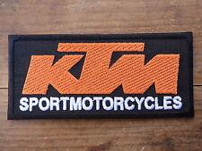 A054 ECUSSON PATCH THERMOCOLLANT aufnaher toppa KTM enduro supersport sx-f 150