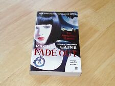 Fade Out The Morganville Vampires by Rachel Caine