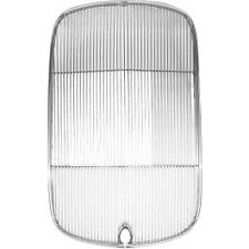 *Ford Stainless Steel Radiator Grill / Grille Insert with Crank Hole 1932
