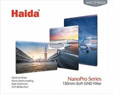 Haida Optical NanoPro MC GND Soft Verlaufsfilter ND 1.2 (16x) - 170 mm x 150 mm