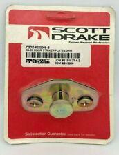 Door Latch Striker Plate/ Shim Set Ford and Mercury C2OZ-6222008-B