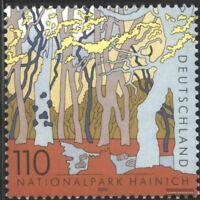 BRD (BR.Deutschland) 2105 (kompl.Ausg.) gestempelt 2000 Nationalpark Hainich