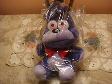 NEW GENUINE SANSHEE FIVE NIGHTS FREDDY'S FNAF BONNIE PLUSH SEALED FREE SHIPPING