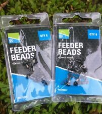 Two Packs Preston New Feeder Beads