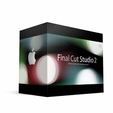 Apple Final Cut Studio 2 Production Software Suite for Mac