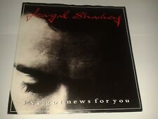 "Feargal Sharkey -  ""I've Got News For You""   7"" (1991) / ""I Can't Begin To Stop"""