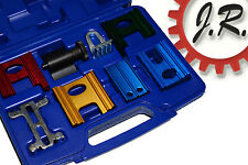8 Piece Camshaft, Flywheel Locking, Holding Kit - Draper Expert 71189