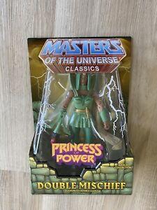 Masters of the Universe Classics Double Mischief MOTUC MOC Sealed