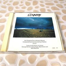 Country Soundtrack by Darol Anger, Muke Marshall, George Winston JAPAN CD #119-1