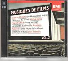 (GK191) Musiques de Films Vol 2, 26 tracks various artists - 1996 CD