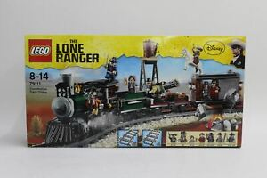 LEGO 79111 The Lone Ranger Constitution Train Chase Construction Set NEW
