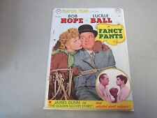 Feature Films Presents Bob Hope & Lucille Ball Fancy Pants #4 Comic Book  1950