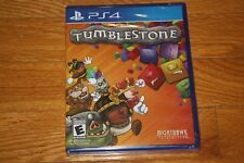 Brand New Factory Sealed PS4 Tumblestone SHIP FREE US FAST