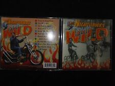CD THE NIGHTHAWKS / STILL WILD /