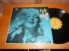 Edie Adams 50s JAZZ POP VOCAL LP Self-titled