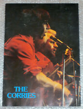 More details for rare concert booklet, the corries, from around 1985-1990