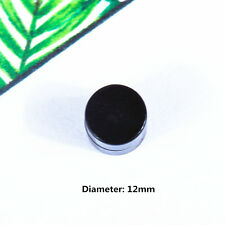1 Pair Magnet Fake Cheater Illusion Ear Plug Tunnel Stretcher Earring Ear Stud