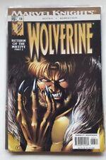 Wolverine #13 - 2004 - Rucka & Robertson