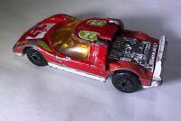 Matchbox Superfast No. 66 Mazda Rx 500 England Lesney 1971 STP 77 Vintage Red