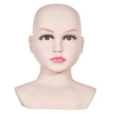Pvc Childe Mannequin Wig Hair Hat Scarf Manikin Head Model Display Stand