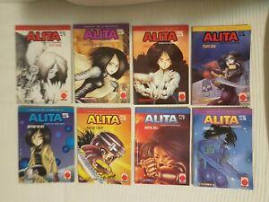 Alita PLANET MANGA 1-18 Completa MINT