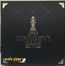"2PM 6TH ALBUM [ ""GENTLEMEN'S GAME"" - REGULAR VERSION  ] NEW KPOP"