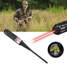 Collimatore allineatore laser per ottica carabina 4 adattatori da 20 al .50